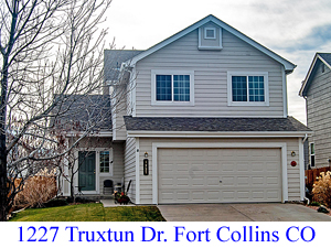 1227 Truxtun Dr. Fort Collins CO